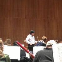 Photo taken at DiMenna Center for Classical Music by Suzanne S. on 1/3/2013