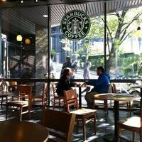Photo taken at Starbucks by Angela V. on 10/6/2014