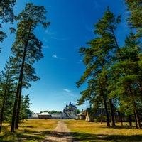 Photo taken at Коневецкий монастырь by Alexey S. S. on 8/19/2015
