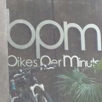 Photo taken at Bikes Per Minute by Allan Q. on 6/25/2014
