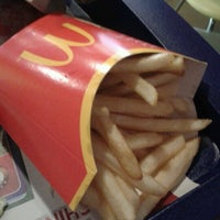 Photo taken at McDonald's by Lucy H. on 9/21/2012