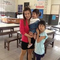 Photo taken at โรงเรียนคนตาบอด  จ.สุราษฎร์ธานี by AOR on 9/29/2012