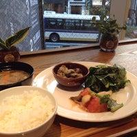12/3/2013にmarghe n.がCafé & Meal MUJIで撮った写真
