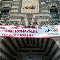 Photo taken at Hotel Büyük Kervansaray by Kamer A. on 4/21/2013