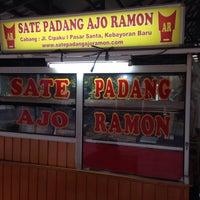 1/10/2016 tarihinde Ayi M.ziyaretçi tarafından Sate Padang Ajo Ramon'de çekilen fotoğraf