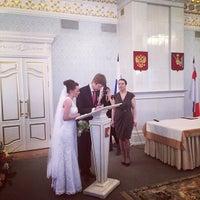 Photo taken at Дом губернатора by Tim V. on 3/15/2014