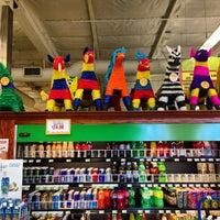 Photo taken at Mi Pueblo Food Center by Lee S. on 7/5/2013