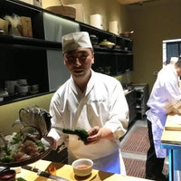 Photo taken at OMAKASE by Lee S. on 9/22/2016