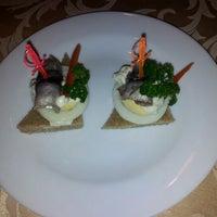 Photo taken at Штабной ресторан by Игорь Ф. on 11/14/2012