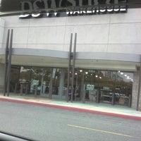 Photo taken at DSW Designer Shoe Warehouse by john h. on 10/22/2012