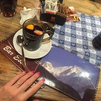 Photo taken at Bar Esso by Валерия М. on 12/30/2015