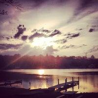 Photo taken at Lakeside Inn by Jaycee N. on 5/12/2014