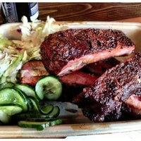 Photo taken at Mighty Quinn's BBQ by Keoniinthecity on 4/6/2013