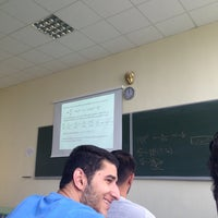 Photo taken at Department of Mechanical Engineering by merve b. on 7/22/2013