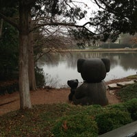 Photo taken at Teddy Bears Sculptures by Gordon S. on 1/12/2013