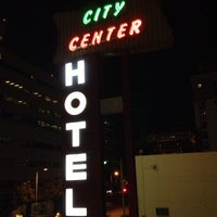 Photo taken at City Center Motel by Ozer Y. on 9/7/2013