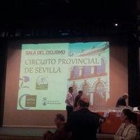 Photo taken at Teatro Gutiérrez de Alba by Ruth M. on 2/16/2014