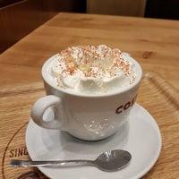 Das Foto wurde bei Costa Coffee von Anna W. am 10/29/2017 aufgenommen