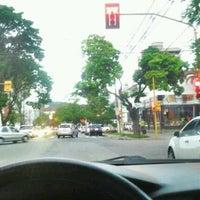 Photo taken at Alameda Rio Branco by Ramon C. on 11/5/2012
