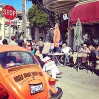 Photo taken at Chloe's Café by Xavier D. on 9/16/2012