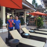 Photo taken at Bali Summer Hotel by Paul K. on 6/16/2014