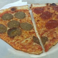 Photo taken at Dominic's Pizza by L Troy A. on 4/12/2014