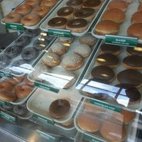 Photo taken at Krispy Kreme Doughnuts by L Troy A. on 7/14/2013