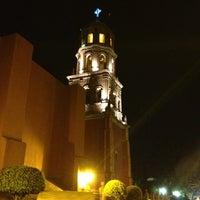 Photo taken at Templo de San Francisco by Rogelio L. on 3/14/2013