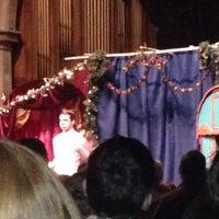 Photo taken at All Saints Church by David A. on 12/7/2014