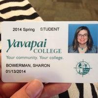 Foto scattata a Yavapai College da Sharon B. il 1/13/2014