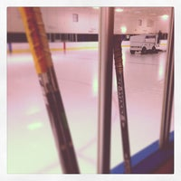 Photo taken at Richfield Ice Arena by Will P. on 4/16/2013