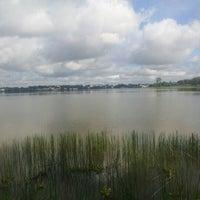 Photo taken at Lac Ambohibao by Fanvichka on 2/8/2013