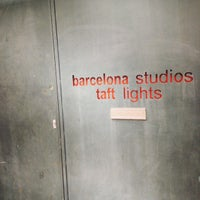 Photo taken at Barcelona Studios by Helena C. on 6/17/2014