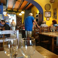 Photo taken at El Celler Vell by Helena C. on 8/13/2013