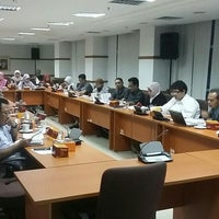 Photo taken at Badan Pusat Statistik RI by Rahma Amalia A. on 7/18/2016