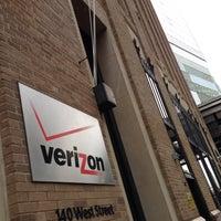Photo taken at Verizon by Anthony Q. on 10/23/2013