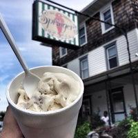 Photo taken at Springer's Homemade Ice Cream by Anthony Q. on 8/22/2013