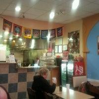 Photo taken at Mediterranean Grill by Ellie R. on 11/30/2012