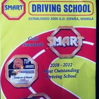 Photo taken at SMART Driving School by Berns C. on 5/6/2013