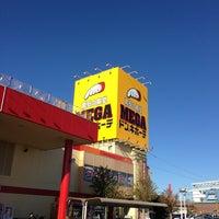 Photo taken at MEGA Don Quijote by Kenji I. on 12/19/2012