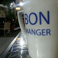 Photo taken at Bon Manger by Mustafa U. on 7/15/2013