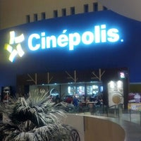 Photo taken at Cinépolis by Ross M. on 8/17/2013