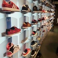 Photo taken at Adidas by Derya S. on 9/15/2013