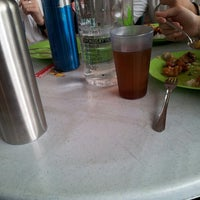 Photo taken at KD Seven Food Services (Vegetarian) by Bosco N. on 7/16/2014