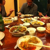 Photo taken at Great Wall Szechuan by Jeff M. on 12/25/2012