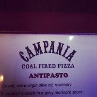 Campania Coal Fired Pizza