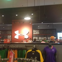 Photo taken at Under Armour by Ed L. on 7/3/2013