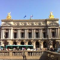 Foto tirada no(a) Place de l'Opéra por Sfd1986 em 7/18/2013