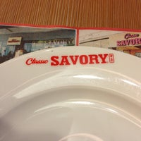 Photo taken at Classic Savory by Joey C. on 5/27/2013