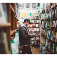Photo taken at Walden Pond Books by Danny Z. on 1/9/2017